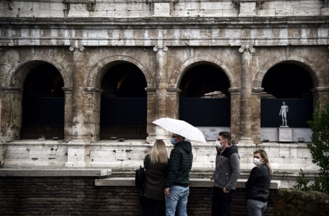 Covid-19: Italy to announce further restrictions as new cases continue to rise