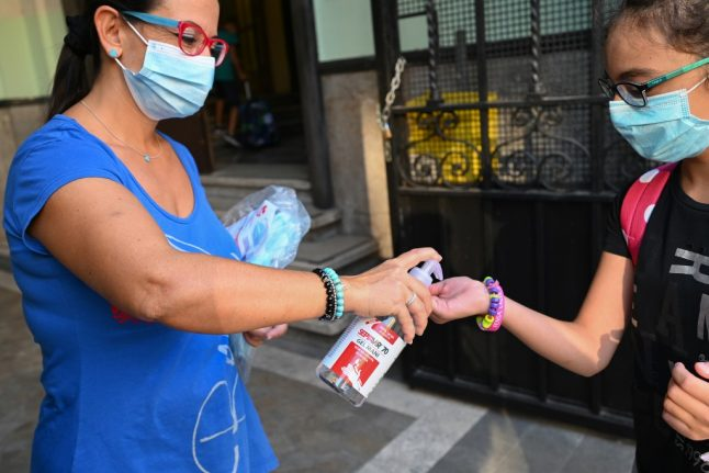 Covid-19: Italy records more than 3,600 new cases in a day as state of emergency extended