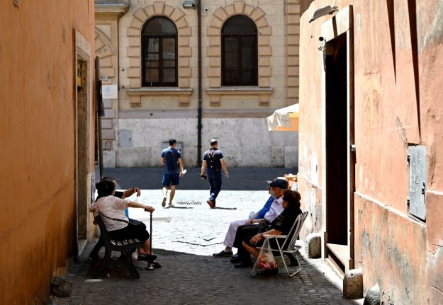 Has the quality of life in Rome got worse?