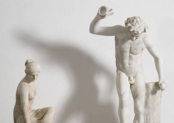 Torlonia marbles back on show in Rome after restoration