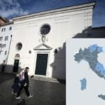 IN MAPS: Where are coronavirus cases rising in Italy?