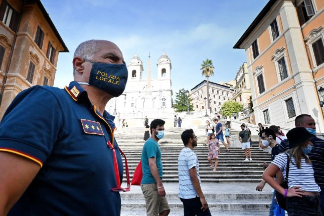 Covid-19: Italy considers ban on private parties as new cases rise sharply