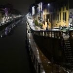 IN PHOTOS: Milan deserted as Italy's first curfew begins