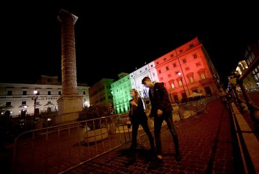 Italy announces sweeping new Covid-19 restrictions