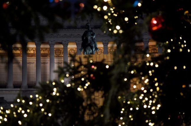 Will Italy remove restrictions on travel and parties over Christmas?
