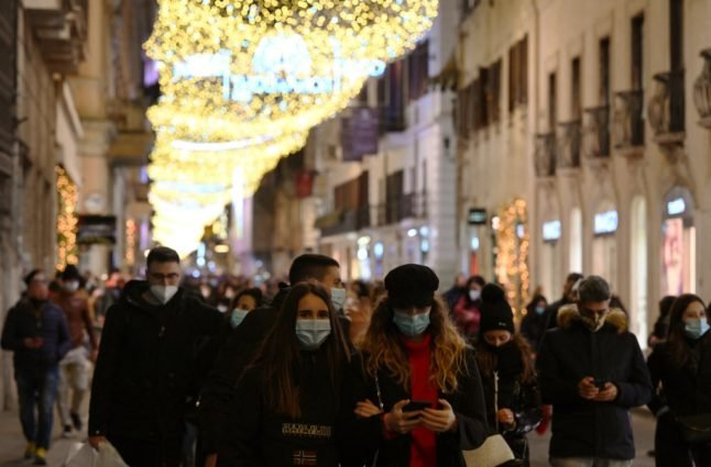 Covid-19: Is Italy about to announce a national lockdown over Christmas?