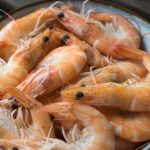 Why you shouldn't suck prawn heads during an Italian Christmas feast