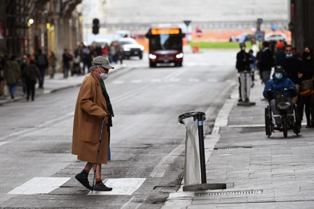 Italy's population still getting older despite increase in foreign residents