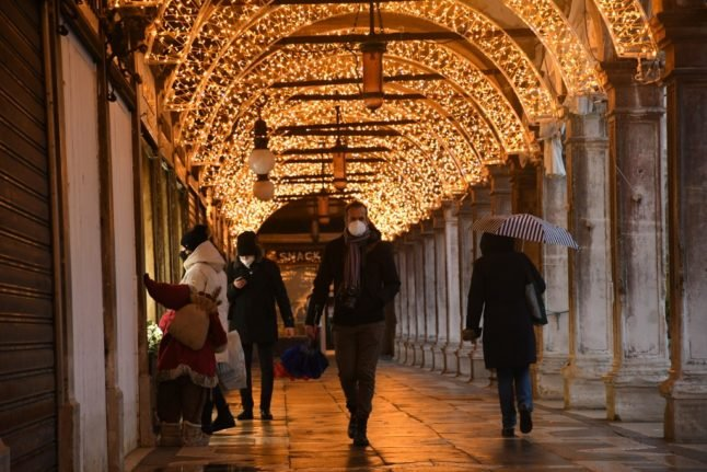 'This year will be small for sure': How Italy's foreign residents have changed their Christmas plans