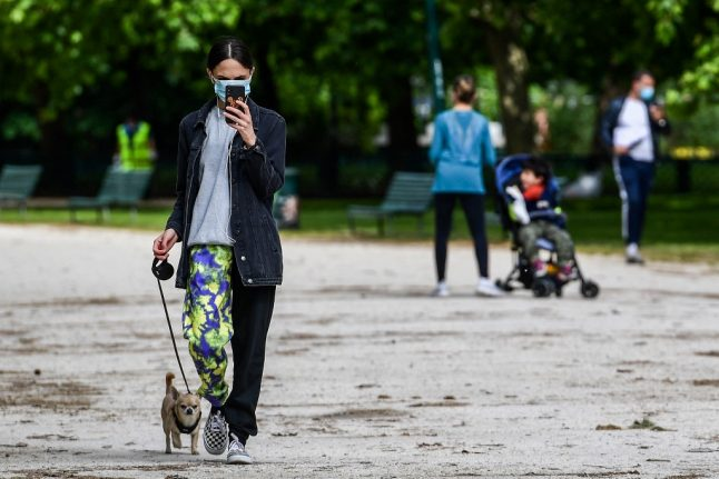 'Don't leave your region, unless accompanied by a small dog in a mask': Rewriting Italy's coronavirus rules