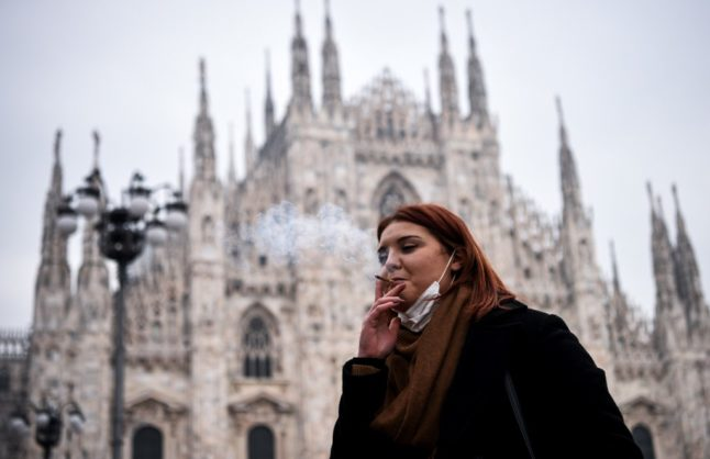 'Freedom to smoke': What do people in Milan think of the city's new outdoor smoking ban?