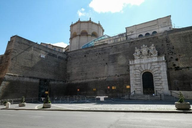 Vatican Museums to reopen after coronavirus closure