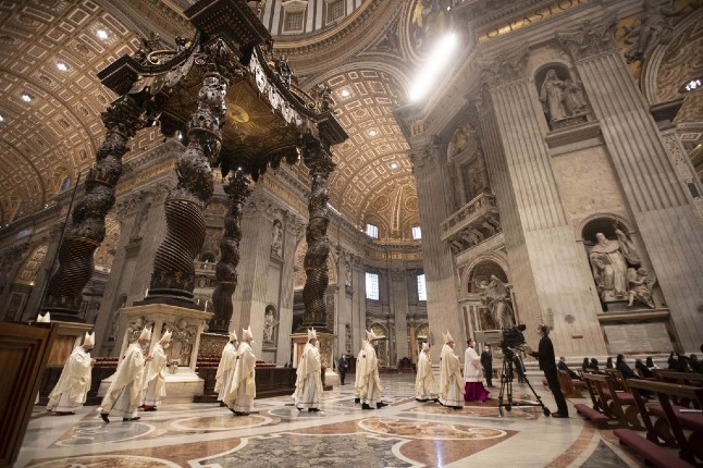Vatican to launch its Covid-19 vaccinations 'in a few days'