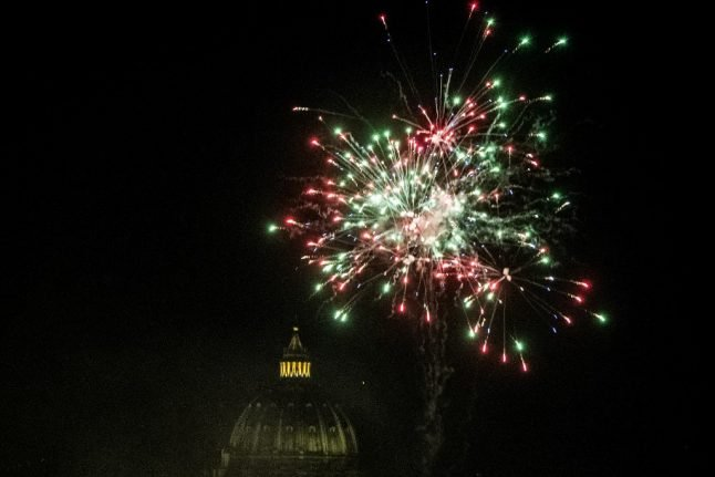 Firework kills 13-year-old boy in Italy on New Year's Eve