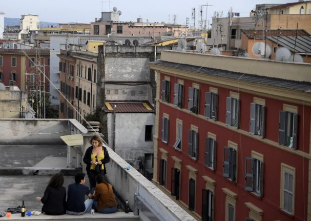 What will happen to Italy's property market in 2021?