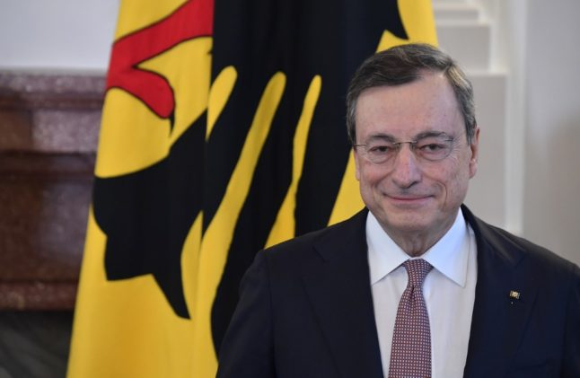 PROFILE: Can 'Super Mario' Draghi lead Italy out of its crisis?