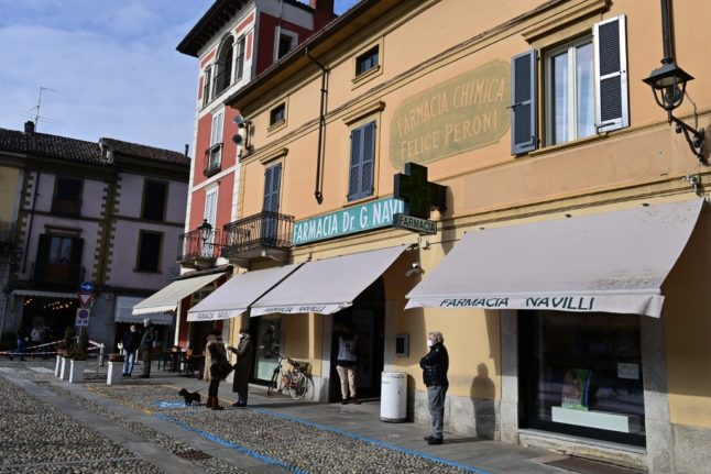 Codogno one year on: How is the first Italian town hit by coronavirus faring?