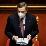 Draghi: Seven key quotes from the new Italian PM's first speech