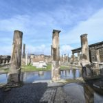 Roman chariot unearthed 'almost intact' near Pompeii