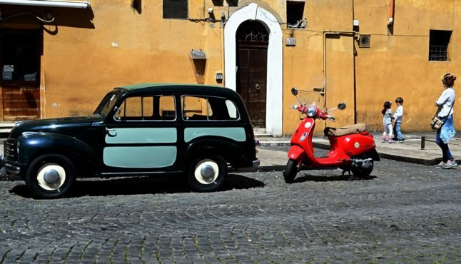 Getting your Italian driving licence: the language you need to pass your test