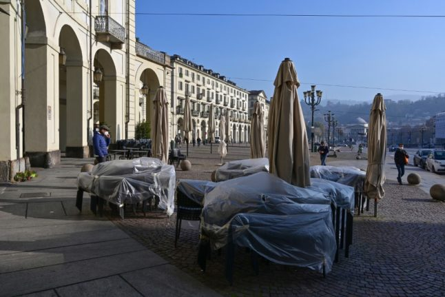 Lockdown by next week? These are the new Covid restrictions Italy is considering