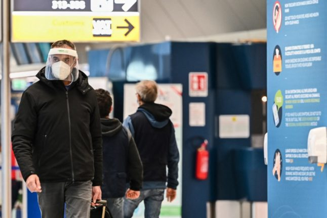 EXPLAINED: Which travellers have to quarantine in Italy and for how long? -  The Local