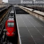 Italy's first 'Covid-free' trains start running on Rome-Milan route