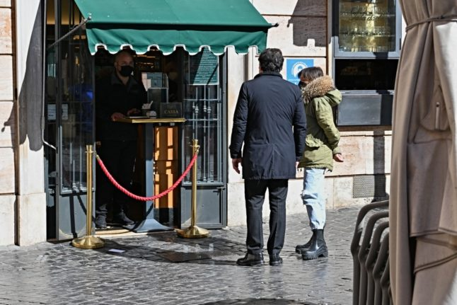 Covid-19: Most of Italy under lockdown again as country battles new wave of infections