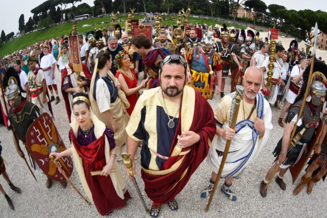 Why Rome celebrates its birthday on April 21st