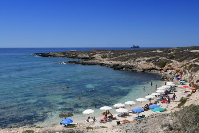 TOURISM: How Italy's 'Covid-free islands' vaccine plan hopes to save summer travel