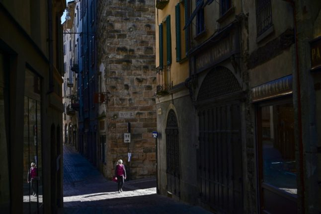 Italy investigates WHO official in row over Covid response