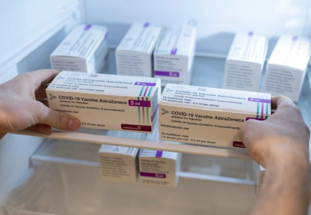 Italy restricts use of AstraZeneca Covid jab to over-60s
