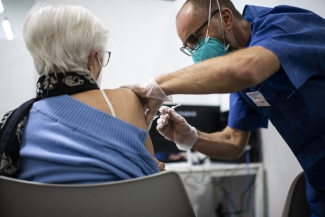 350,000 doses in a day: Italy hits a record number of Covid-19 vaccinations