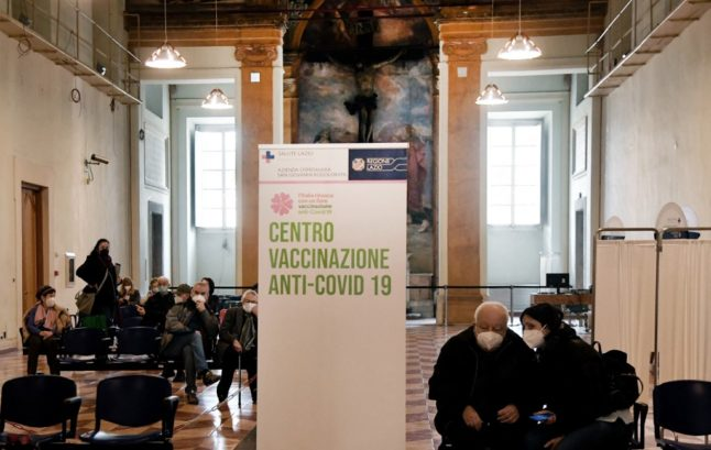 Who is eligible for a Covid-19 vaccine in your region of Italy?