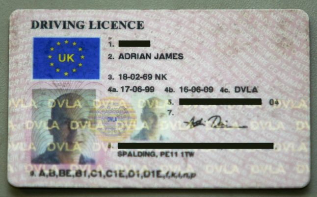 BREXIT: UK driving licences to remain valid in Italy until end of 2021