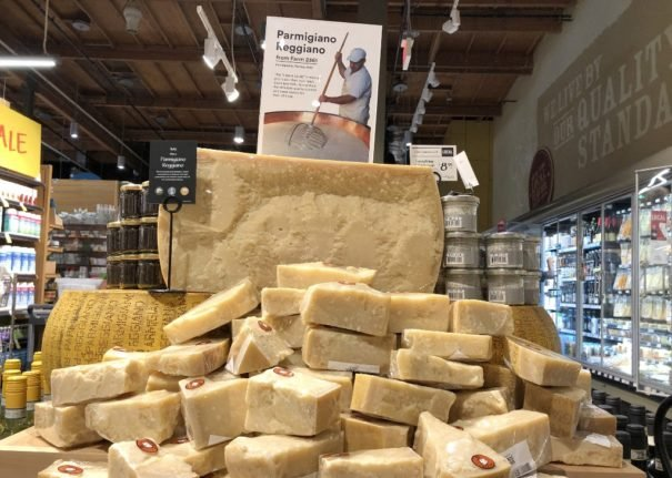 Ask an expert: 'What's the difference between Italy's Parmigiano Reggiano and parmesan cheese?'