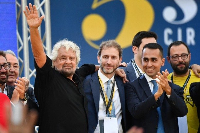 'On the rocks': Is this the end for Italy's Five Star Movement?