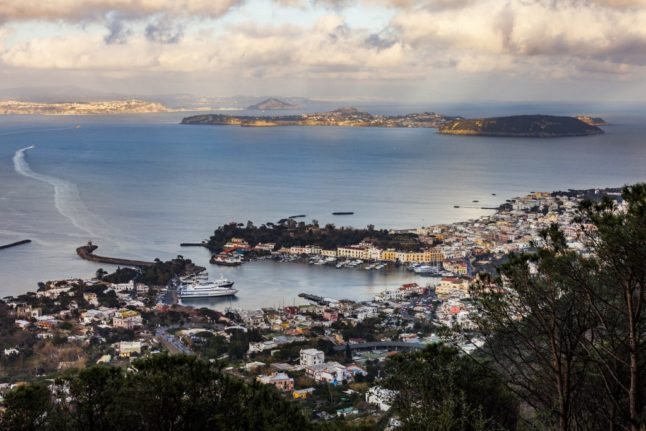 Procida becomes Italy's first fully Covid-vaccinated island