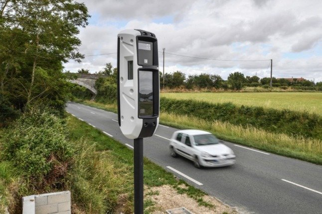 Italy has the most speed cameras in Europe, study shows