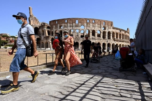 Will Italy relax the Covid mask-wearing rules this summer?