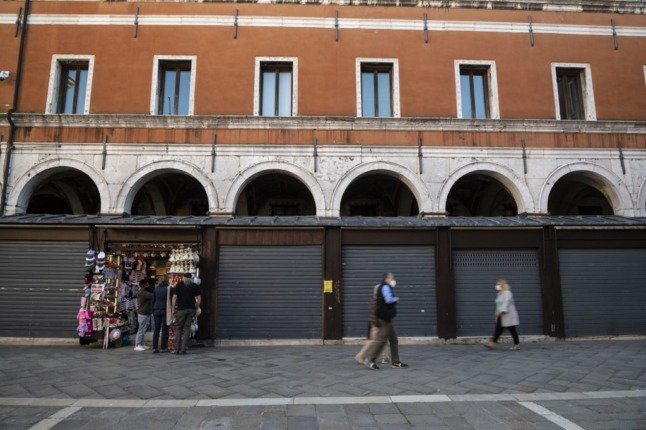 Recovery fund: Italy faces 'formidable' post-Covid challenge, says central bank