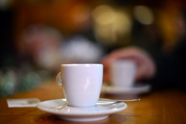 'An attack on tradition': Italian bar owners protest rule against drinking coffee at the counter