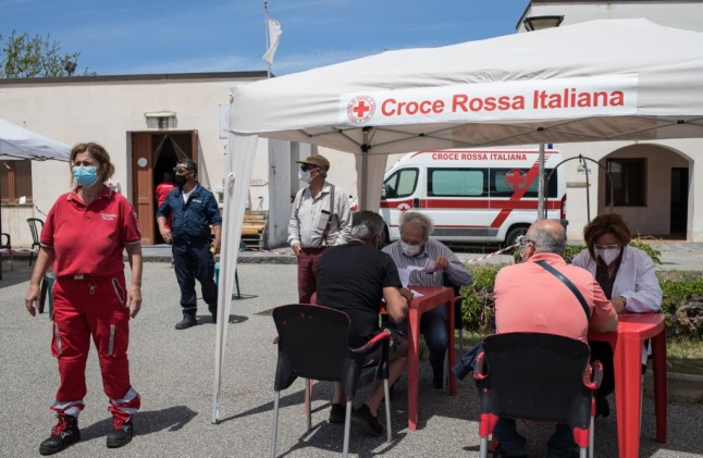 Covid-19: Italy aims to vaccinate 80% of the population by end of September