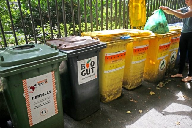 EXPLAINED: The complete guide to recycling in Germany