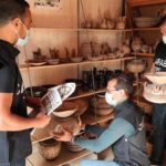 Italian 'art squad' police recover 800 illegally-excavated archaeological finds