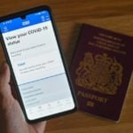 When will Italy recognise UK vaccinations via the NHS app?