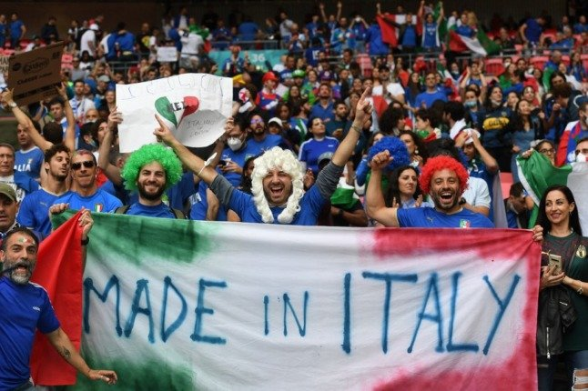 'You need to eat more pasta': The most Italian reactions to Italy's Euro 2020 win