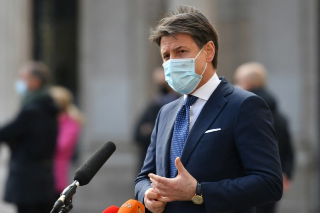 Ex-PM Conte voted leader of Italy's Five Star Movement