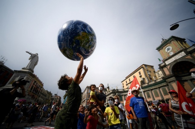 Nine in 10 Italians 'want more action on climate crisis', new study finds