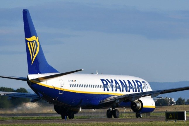 Ryanair announces new UK-Italy flight routes as travel recovery continues